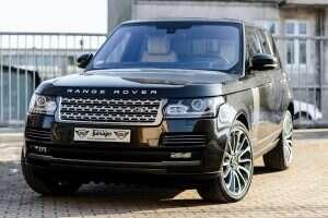 Land Rover Yetkili Servisi